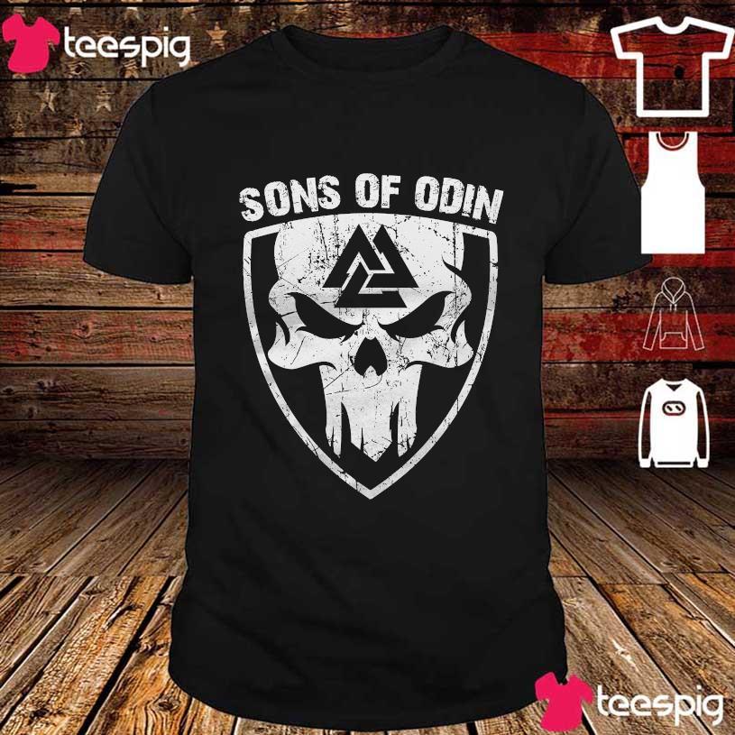 Sons of Odin shirt