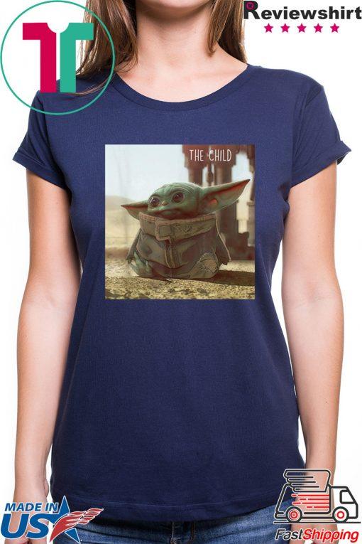 Baby yoda the child star wars T-Shirts
