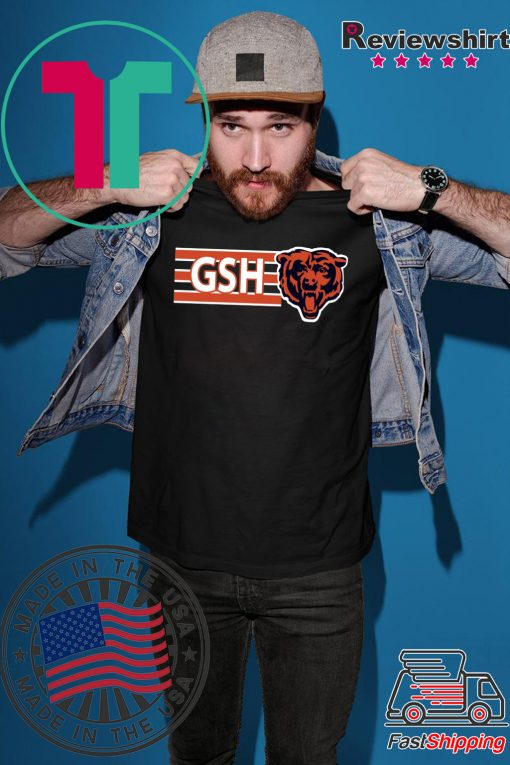 Chicago Bear GSH Shirts