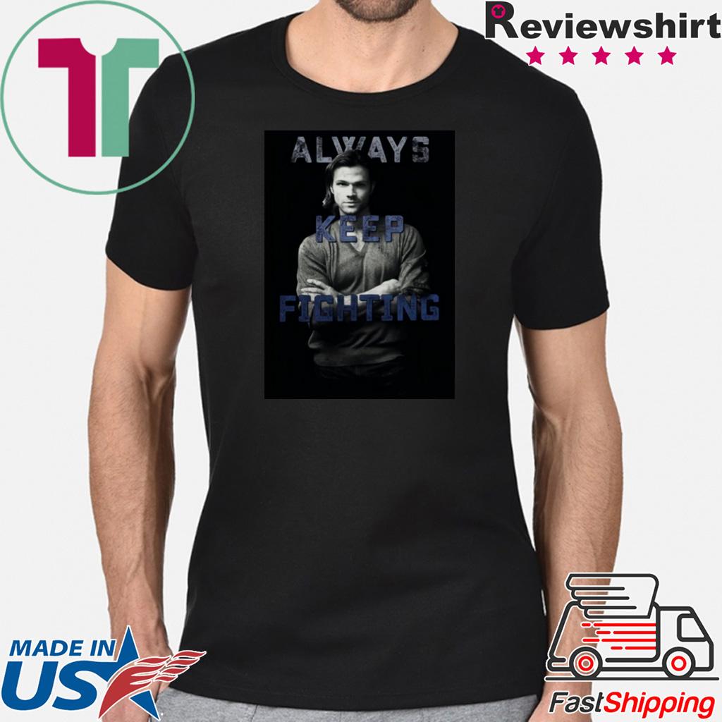 Jared Padalecki's AKF Relaunch Shirts