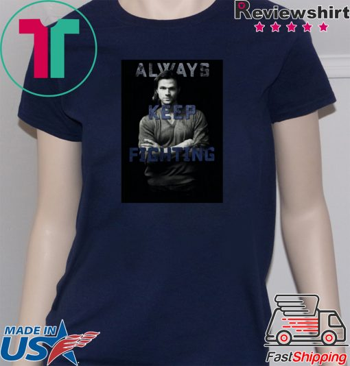 Jared Padalecki's AKF Relaunch Shirts