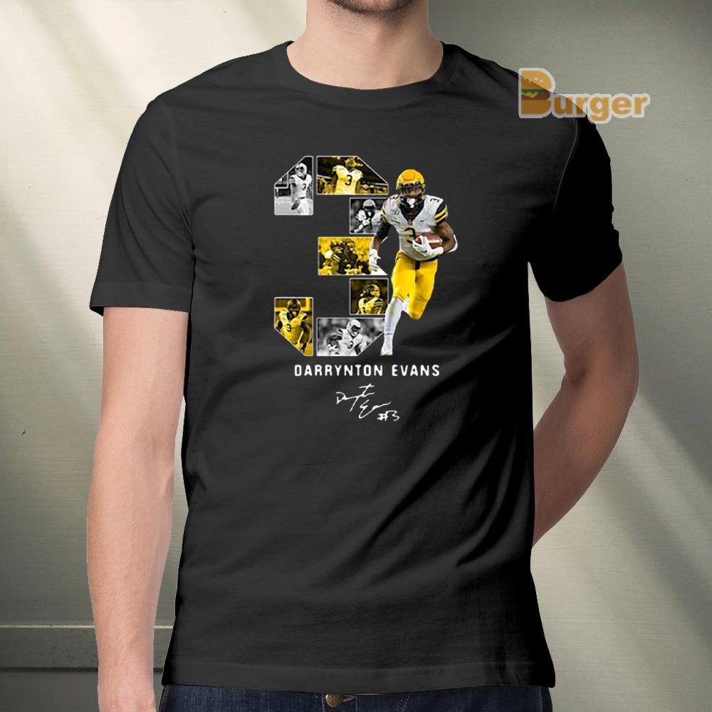 03 Darrynton Evans Signature Limited Edition Shirt