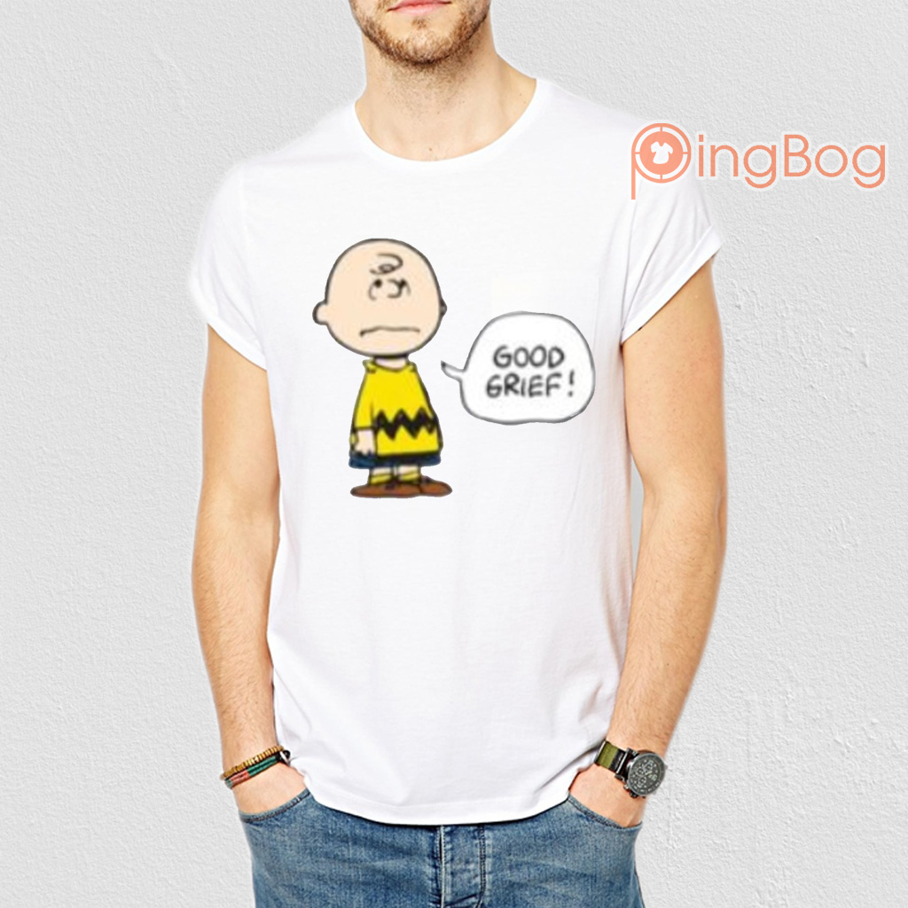 Official Good Grief Charlie Brown