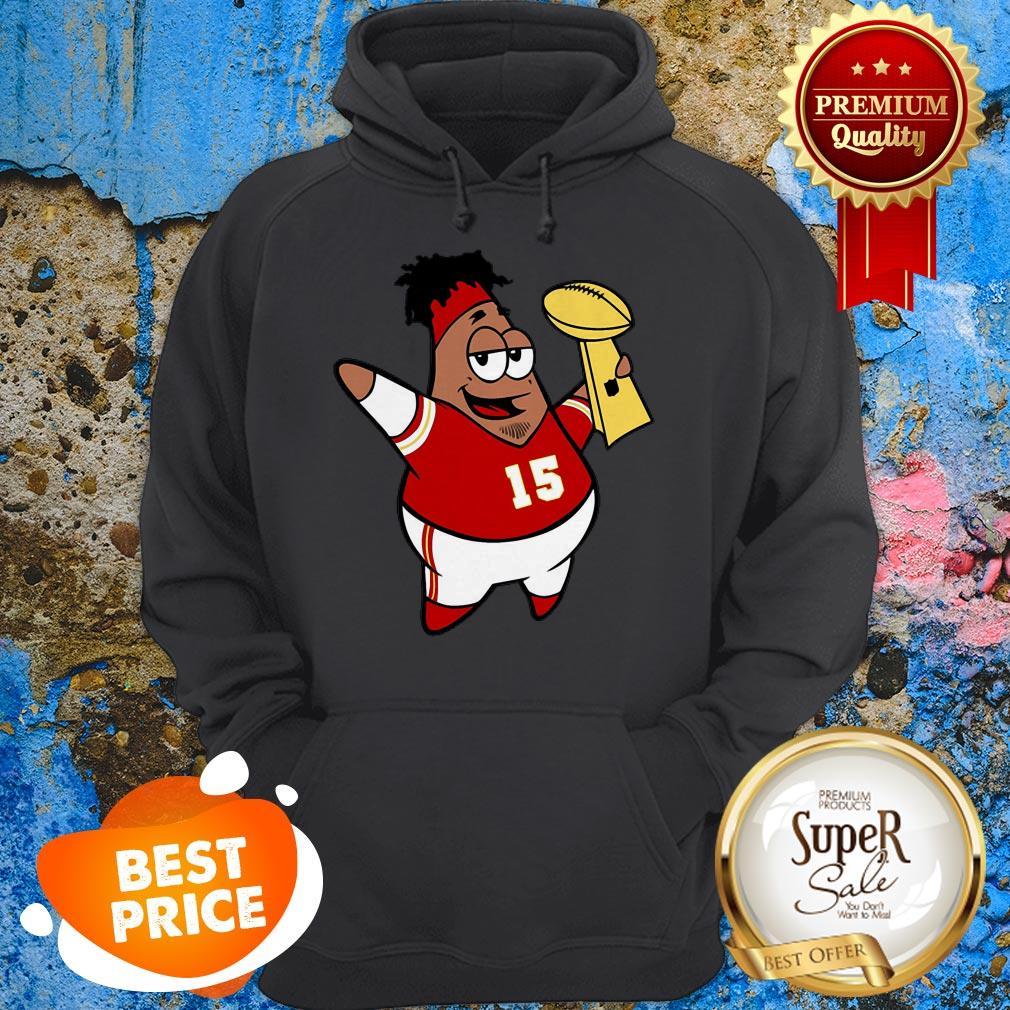 Patrick Star Mahomes Kansas City Chiefs Super Bowl Champions Hoodie