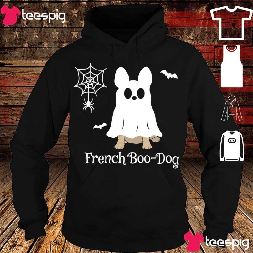 French Boo Dog s hoodie