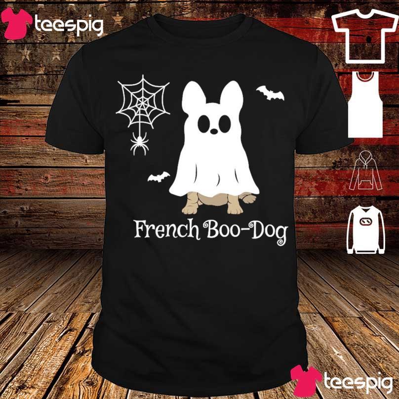 French Boo Dog shirt