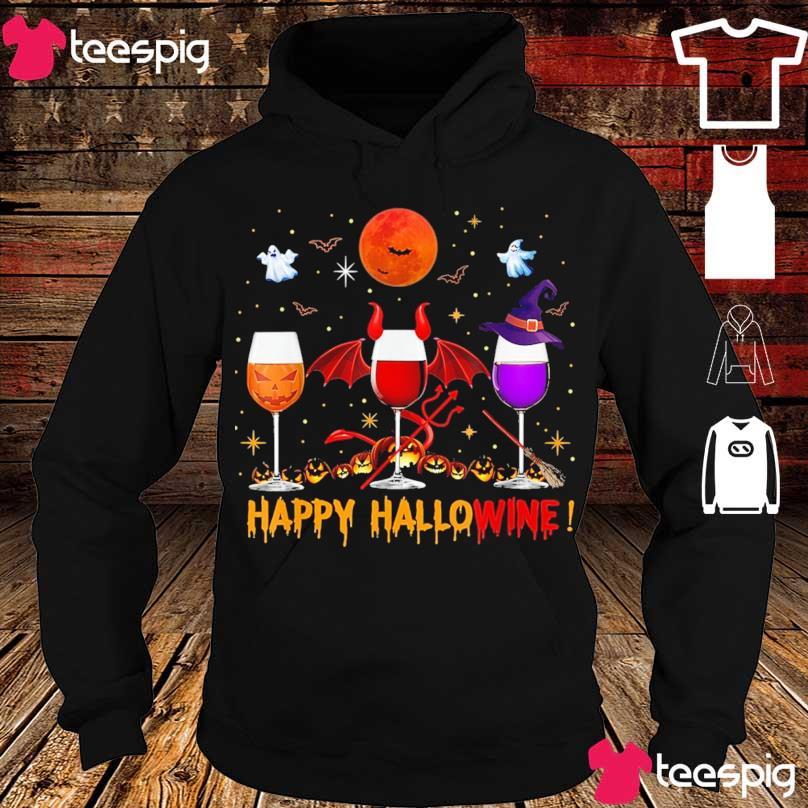 Happy Hallowine s hoodie