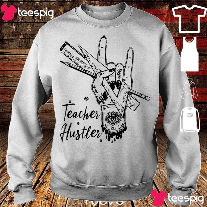 Post Malone Teacher Hustles s sweater