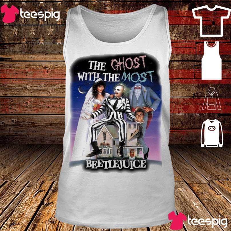 The Ghost with the most Beetlejuice s tank top