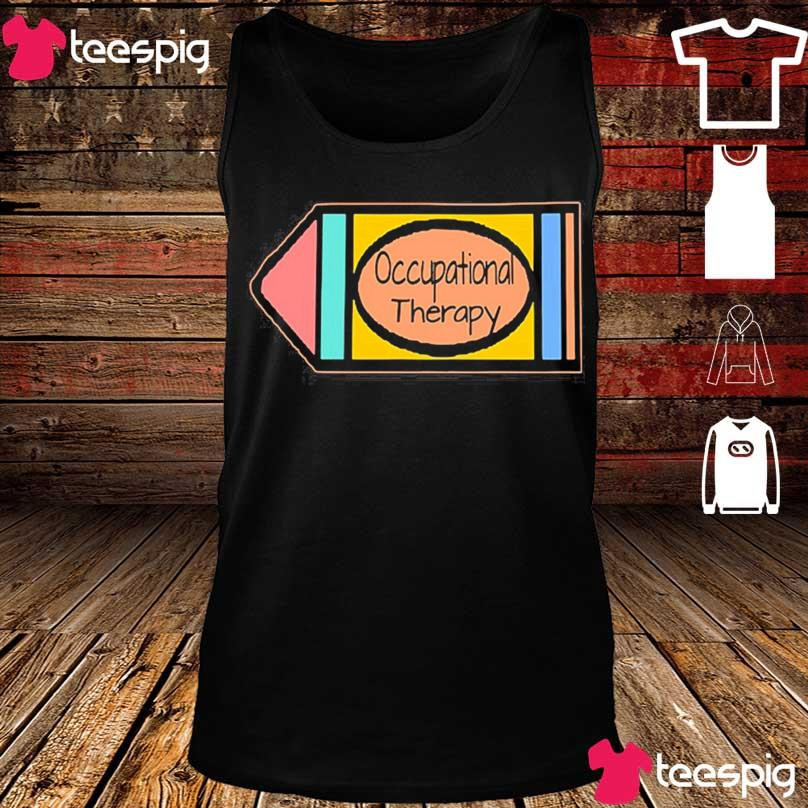 Official Occupational Therapy s tank top