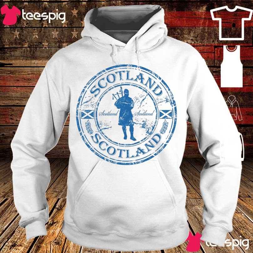 Official Scotland Scotland s hoodie