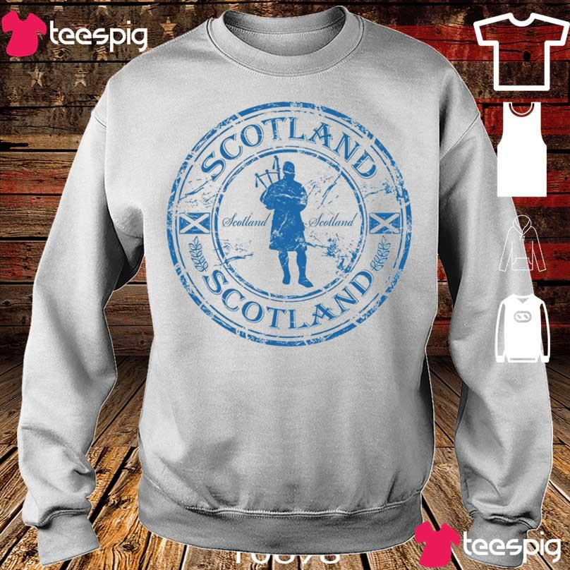 Official Scotland Scotland s sweater