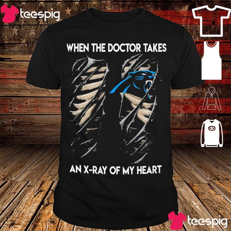 When the Doctor takes an X-Ray of my heart shirt