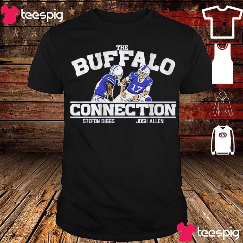 Official The Buffalo Connection Shirt