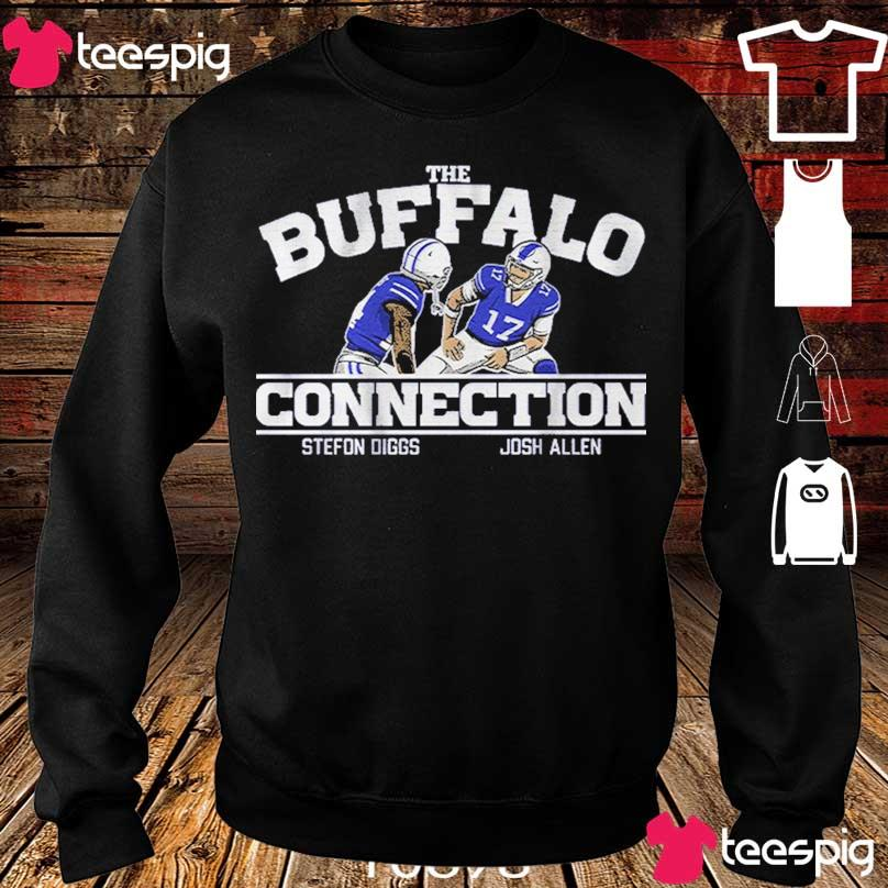 Official The Buffalo Connection Shirt sweater