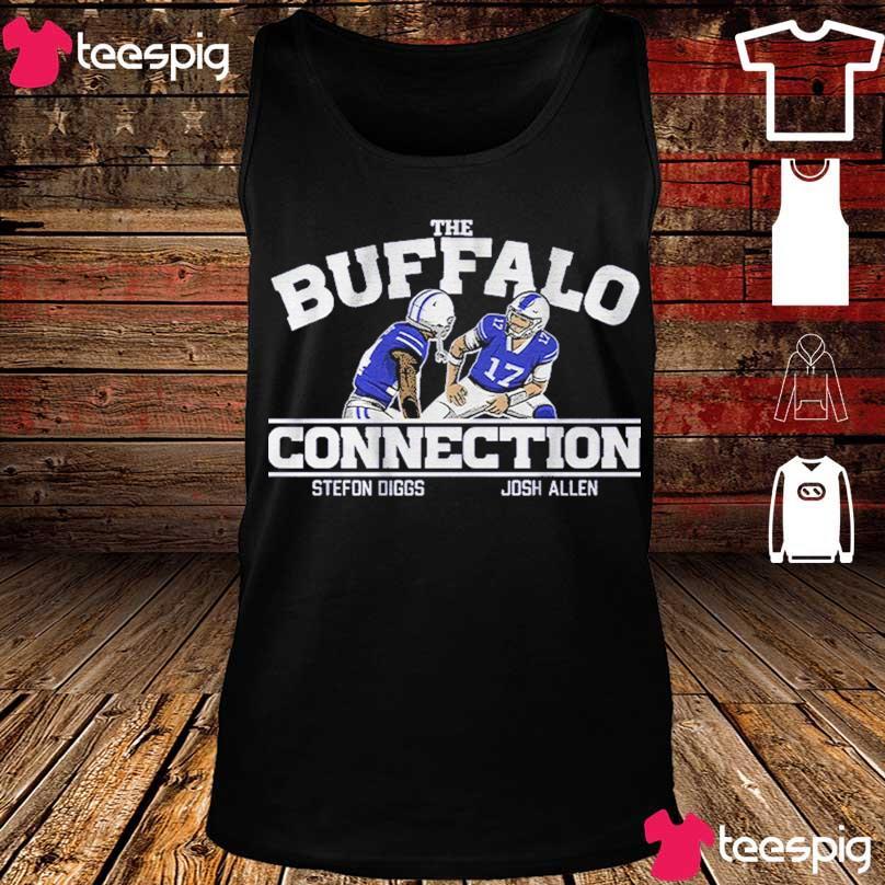 Official The Buffalo Connection Shirt tank top