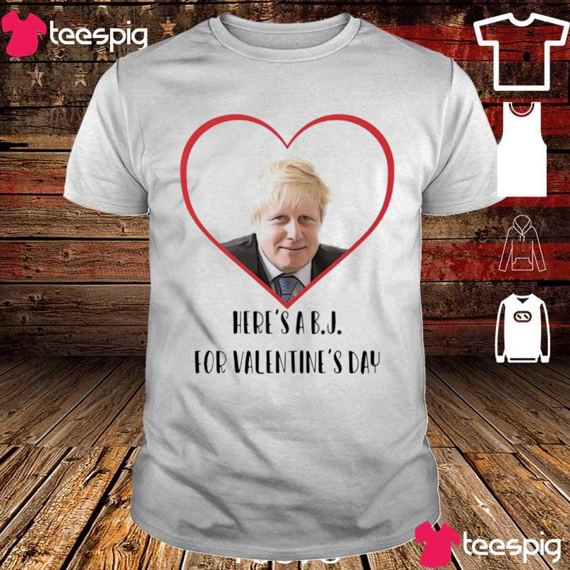 Trump here's ABJ for valentine's day shirt