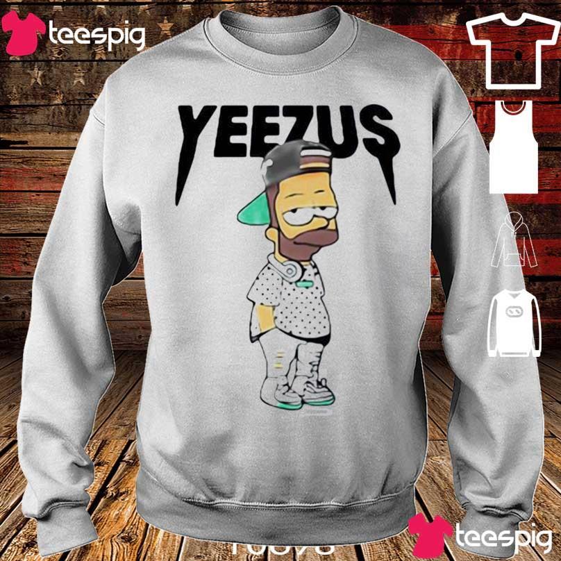 Yeezus Bart Simpson s sweater